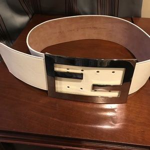 Fendi authentic FF Belt